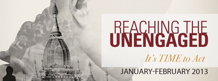 Reaching the Unengaged
