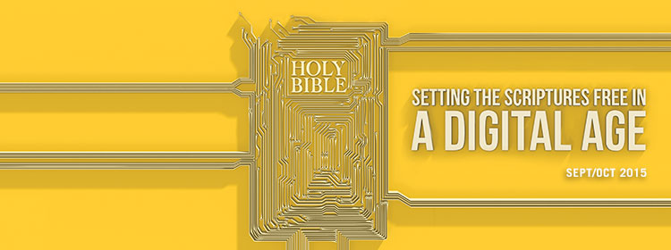 Setting the Scriptures Free in a Digital Age