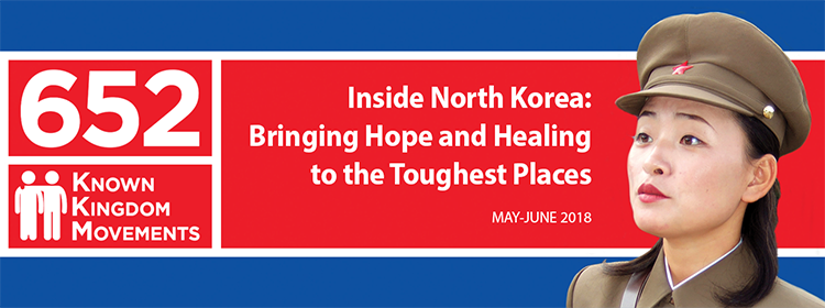 Inside North Korea: Bringing Hope and Healing to the Toughest Places
