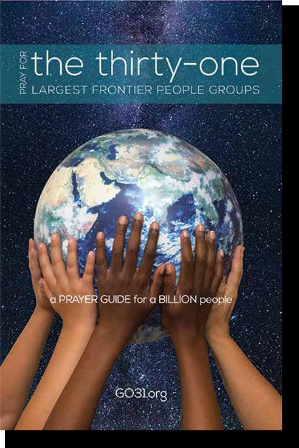 Mission Frontiers Vision For A Refugee Kingdom Movement
