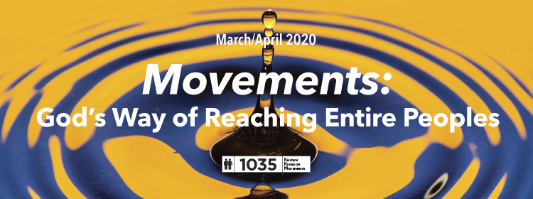 Movements: God's Way of Reaching Entire Peoples
