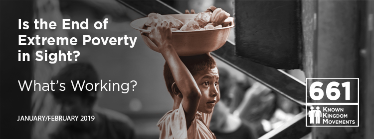 Is the End of Extreme Poverty in Sight?  What's Working?