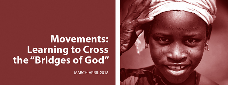 "Movements: Learning to Cross the ""Bridges of God"""