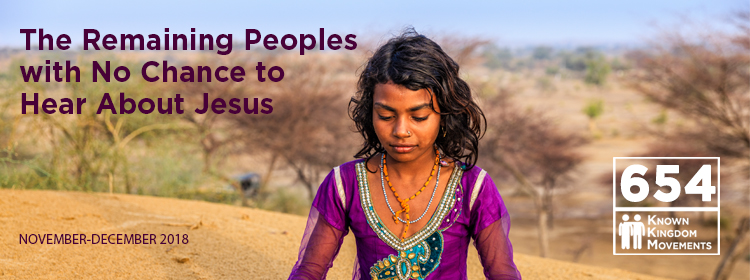 The Frontier Peoples: Still Waiting to Hear About Jesus